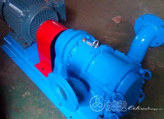 力華超濃稠污泥泵的正確使用