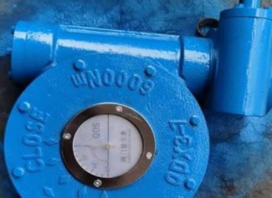 球阀蜗轮箱,QDX3球阀涡轮箱厂家 不锈钢球阀执行器
