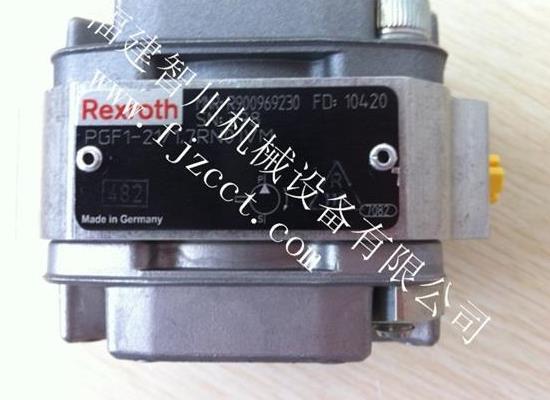 内啮齿轮泵 PGF1-21 1.7RN01VM