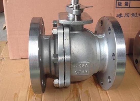 """软密封美标球阀 Q41F-300LB 4"""" 不锈钢浮动球阀"""