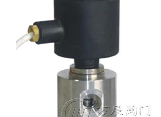 供应WZDW低温/超低温电磁阀