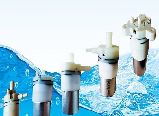 饮水机直流隔膜水泵,厂家直销!