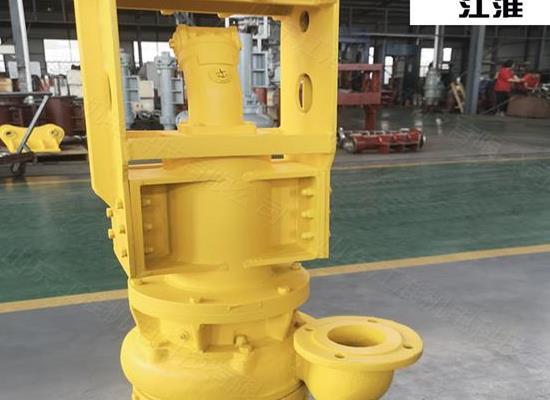 水利工程液压抽淤泵 挖掘机液压浓浆泵 不用电省心省力