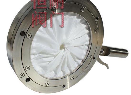 虹膜阀,不锈钢光圈阀,光圈隔膜阀