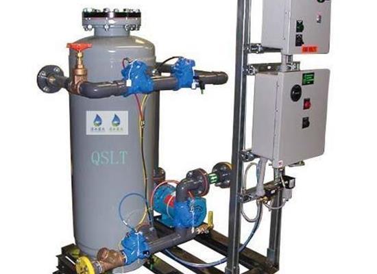 沃蒂斯横流式微砂过滤器,横流过滤装置