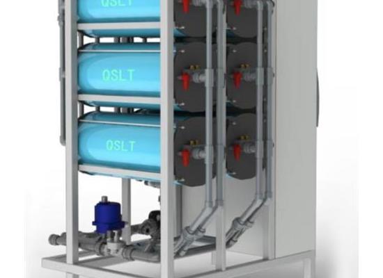 Voltea膜电容脱盐装置,电容法脱盐