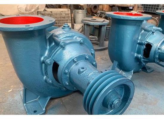 400hw-7A农用蜗壳混流泵