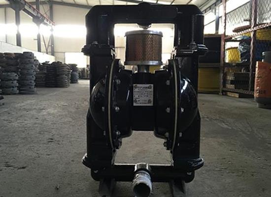 矿用气动隔膜泵BQG450-0.2