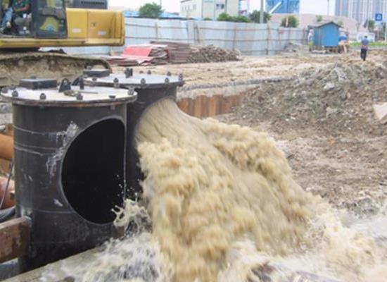 大流量水泵租赁临时排水水泵出租应急排水