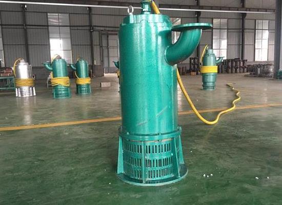 大流量防爆排污泵 BQS200-30-37/N