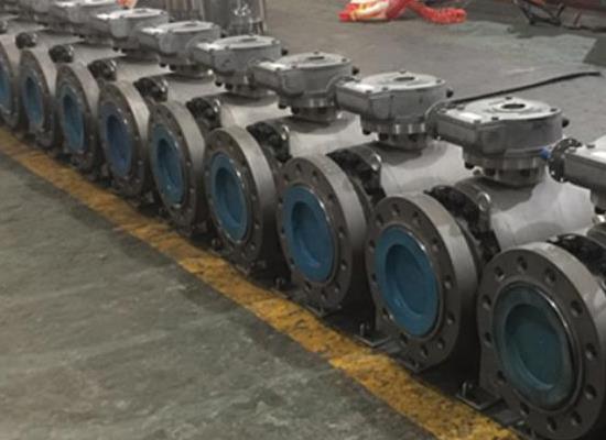 赣州QDX3-3球阀蜗轮箱,甘孜电动硬密封球阀手动装置