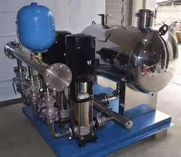 QG智能无负压变频供水设备