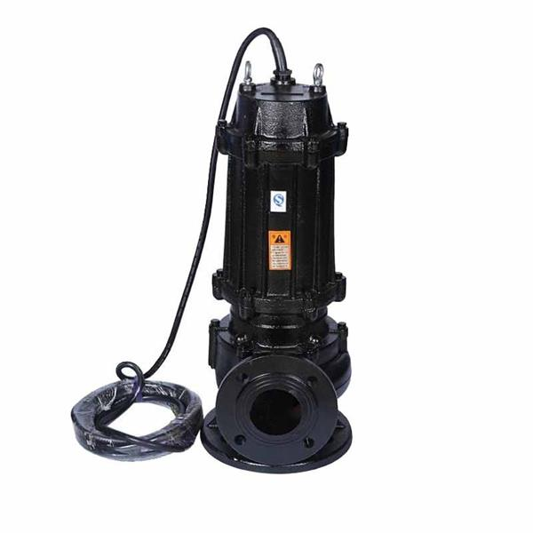 WQ/QW排污泵无堵塞污水泵JYWQ切割搅匀潜水泵工业排水泵