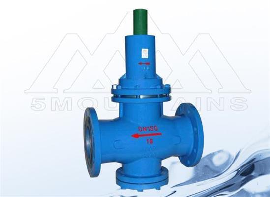 水利工程安全运营百年大计,高品质减压阀为水利系统保驾护航