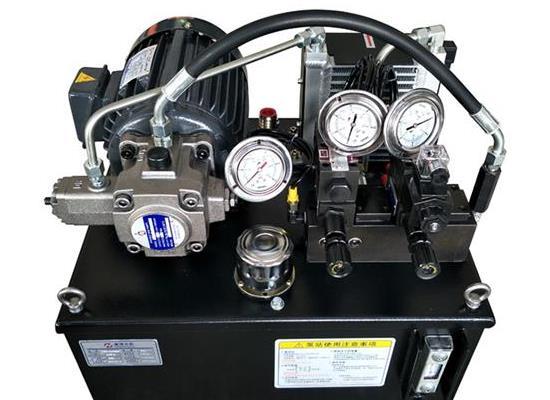 液压泵站 液压站 动力站 车铣复合液压系统