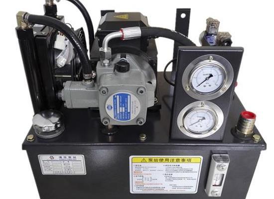 液压泵站 液压站 动力站 车床夹紧液压系统