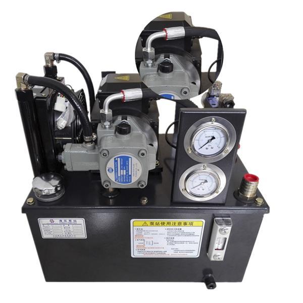 车铣复合机床液压 OSW100L液压泵站 液压动力站