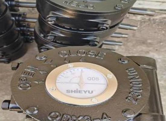 QDX3-4手動球閥蝸輪箱,QDX3-5手動蝶閥蝸輪箱