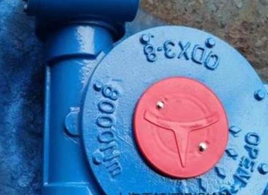 QDX3-7手動球閥蝸輪箱,QDX3-8手動蝶閥蝸輪箱