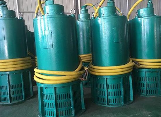 矿用防爆排污泵BQS100-30-18.5/N