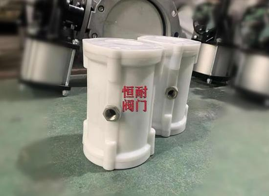 氣動夾管閥 塑料膠囊閥