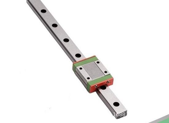 直线导轨MGN12 MGW12微型导轨 宽幅导轨 上银互换