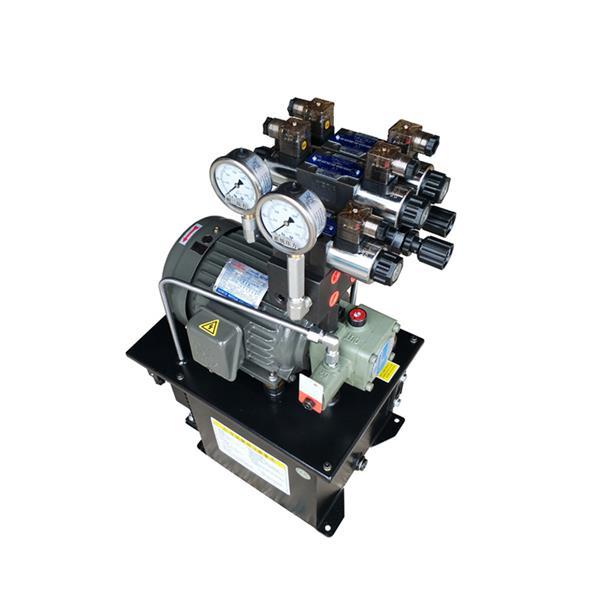 夹具节能液压系统 OS80L液压泵站 液压系统