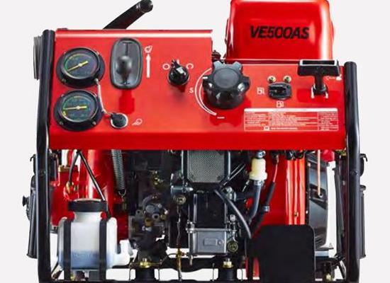 東發進口新型號VE500AS手抬消防泵代替V20FS