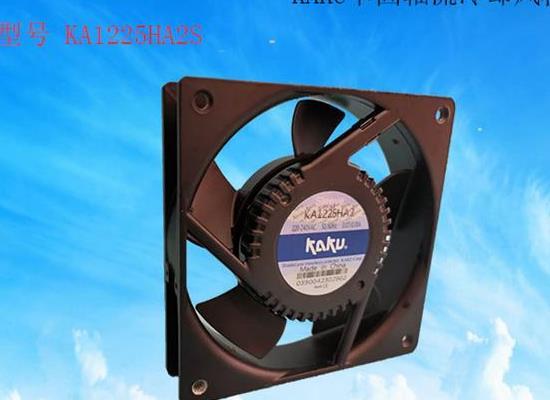 正品KAKU卡固 KA1225HA2 含油风机
