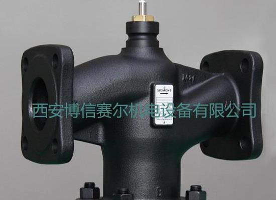 气候补偿器 换热系统电动调节阀 配套水管温度传感器和室外温度