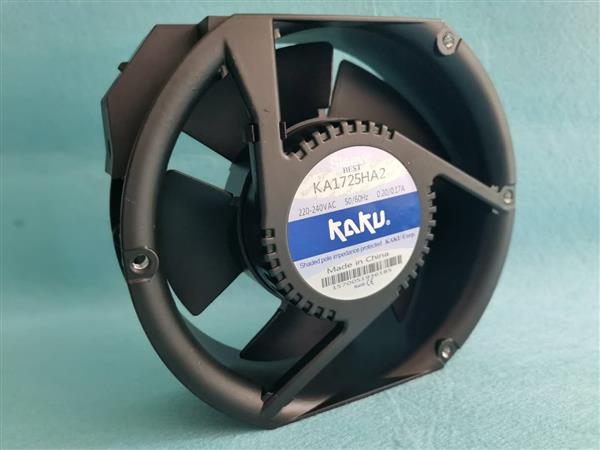 KAKU卡固风机KA1725HA2椭圆17251滚珠220V