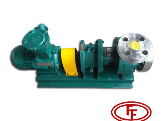 40CQG-G-26高温高压不锈钢磁力泵
