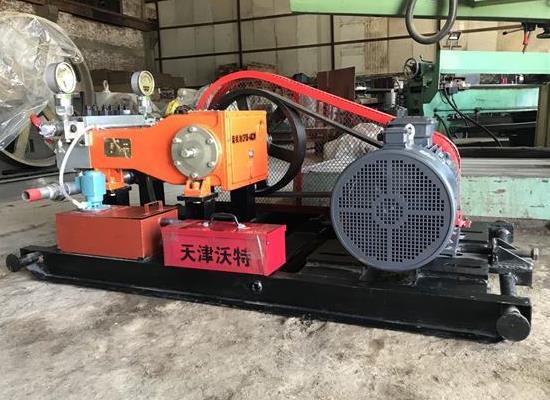 供应天津沃特灌浆泵GZB-10双液灌浆泵