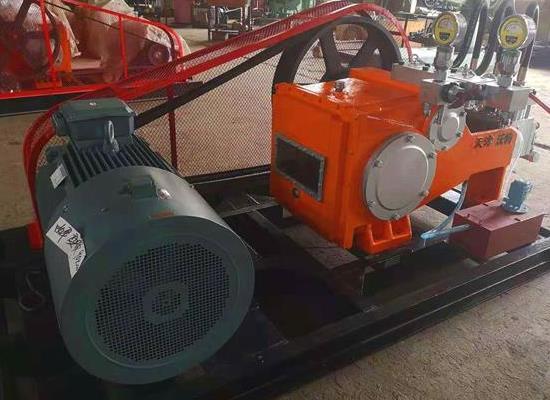 供应高压泥浆泵天津沃特泵业有限公司GZB-90E单打泵