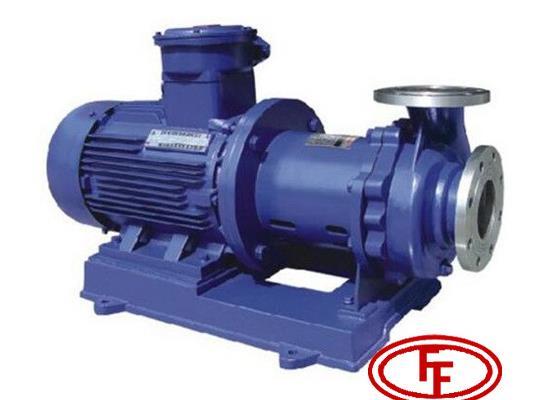 CQB重型不锈钢磁力驱动泵