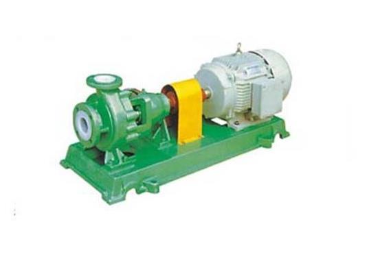 IHF40-25-125氟塑料化工泵