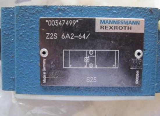 德国原装现货Rexroth力士乐单向阀Z2S10-3-3X