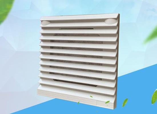 zl-802通风过滤网组防尘罩9225轴流风机网罩防尘罩百叶