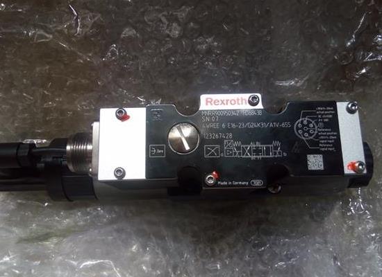 Rexroth力士乐4WRA10EA10-1X/24Z4/M