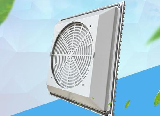 CT-320通风过滤网组22580散热风扇机柜风机机柜控制柜