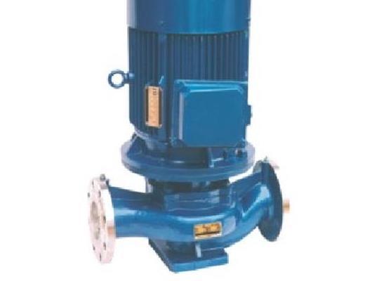 ISG普通型管道离心泵