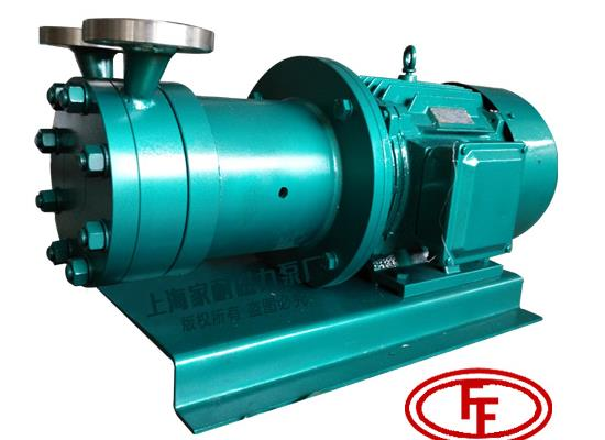 CWB-G高温磁力旋涡泵
