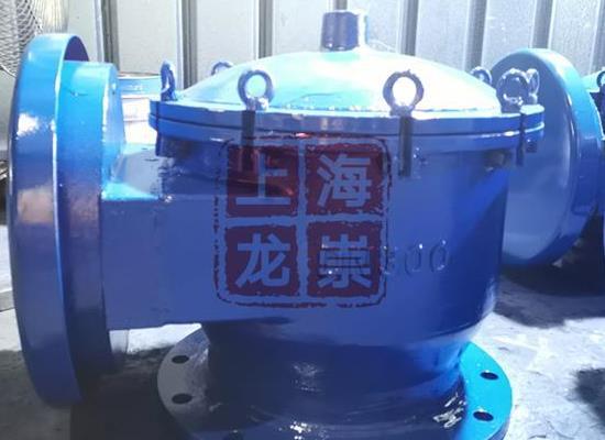 KZFQ-1快开式阻火呼吸阀