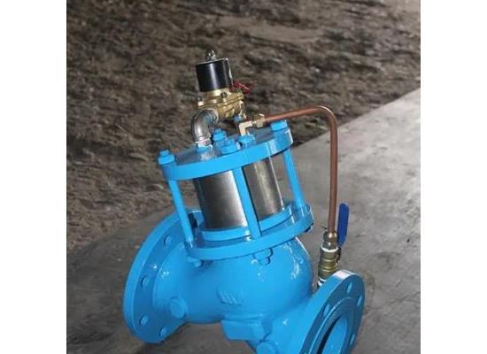 H108X活塞式电动遥控阀,不锈钢活塞式电动遥控阀