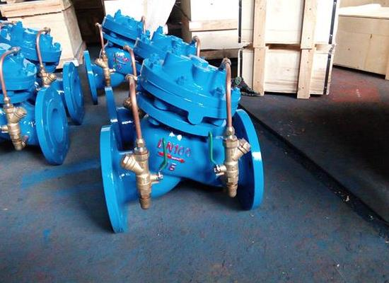 JD745X-16C-DN300隔膜式多功能水泵控制阀