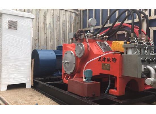 供应天津沃特高压注浆泵GZB-90E型