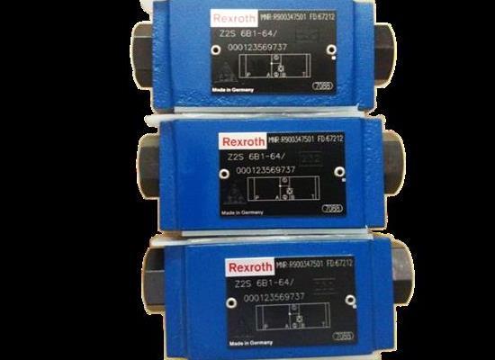 力士乐Rexroth管式单向阀M-SR6KD05-1X/