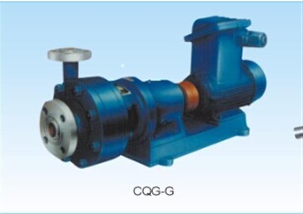 CQGG高压磁力泵