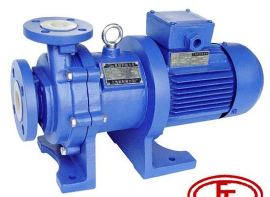 CQB80-65-125F氟塑料磁力泵