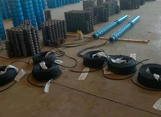 礦用深井泵質量-大流量井用潛水泵